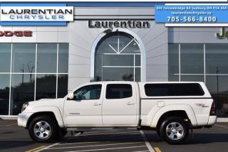 Used 2011 Toyota Tacoma DOUBCAB - 4WD !! DOUBLE CAB !! for sale in Sudbury, ON