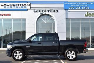 Used 2019 RAM 1500 Classic SLT - 4WD !! V6 !! BACK UP CAM !! for sale in Sudbury, ON