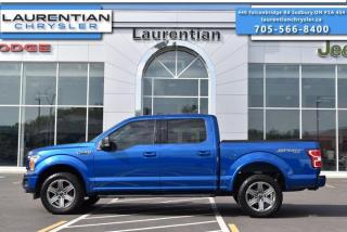 Used 2018 Ford F-150 XLT - 4WD !! HEATED SEATS !! 5.0L !! for sale in Sudbury, ON