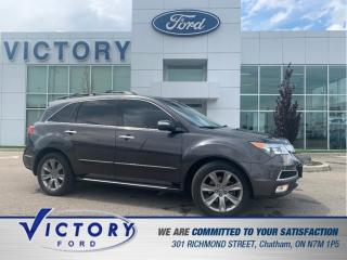 Used 2012 Acura MDX Elite Package Elite Pkg   NAV   DVD PLAYER   LEATHER for sale in Chatham, ON