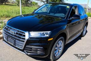 Used 2018 Audi Q5 2.0T Komfort quattro 7sp S Tronic for sale in Ottawa, ON