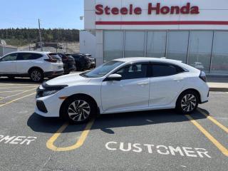 Used 2017 Honda Civic Hatchback LX for sale in St. John's, NL