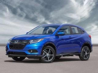 New 2022 Honda HR-V Sport for sale in Corner Brook, NL