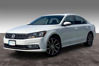 Used 2016 Volkswagen Passat Highline 1.8T 6sp at w/ Tip for sale in Langley, BC
