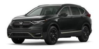 Used 2020 Honda CR-V BLACK EDITION w/ NAVI / PANO ROOF / AWD for sale in Calgary, AB
