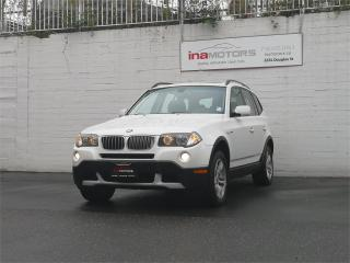 Used 2008 BMW X3 3.0I - AWD, PANORAMIC SUNROOF, PARK ASSIST for sale in Victoria, BC