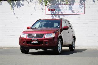 Used 2006 Suzuki Grand Vitara Premium - 5 SPEED MANUAL, 4X4, 2.7L 6 CYLINDER for sale in Victoria, BC