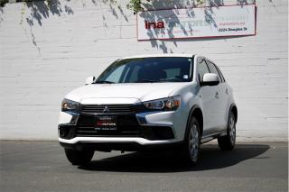 Used 2016 Mitsubishi RVR SE - BC ONLY REGISTERED, POWER OPTIONS, HEATED SEATS for sale in Victoria, BC
