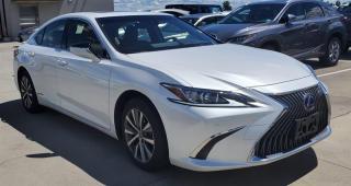 Used 2019 Lexus ES 300 h eCVT for sale in Richmond, BC