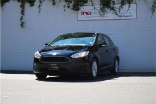 Used 2016 Ford Focus SE - B.C ONLY REGISTERED, LOW KMS, POWER OPTIONS for sale in Victoria, BC