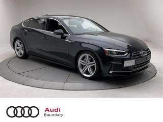 Used 2018 Audi A5 2.0T Technik quattro 7sp S Tronic for sale in Burnaby, BC