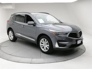 Used 2020 Acura RDX SH-AWD Tech at for sale in Vancouver, BC