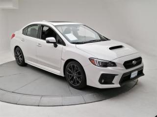 Used 2019 Subaru WRX 4Dr Sport-Tech w/ Eyesight Pkg CVT for sale in Vancouver, BC