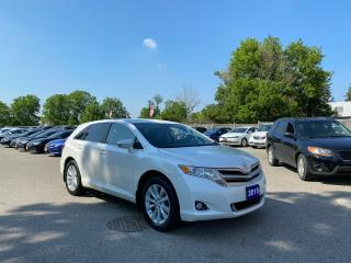 Used 2015 Toyota Venza for sale in London, ON