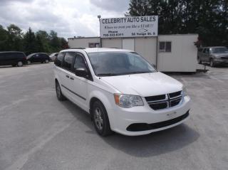Used 2011 Dodge Grand Caravan Express for sale in Elmvale, ON