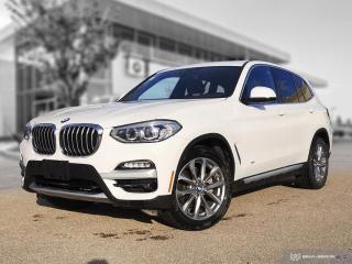 Used 2018 BMW X3 xDrive30i Pano Roof! Apple CarPlay! Nav! for sale in Winnipeg, MB