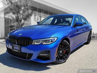 New 2021 BMW 3 Series 330i xDrive M SPORT EDITION for sale in Winnipeg, MB