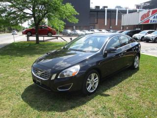 Used 2011 Volvo S60 T6 ~ AWD ~ NAV. ~ REAR CAM. ~ BLUETOOTH ~ SUNROOF for sale in Toronto, ON
