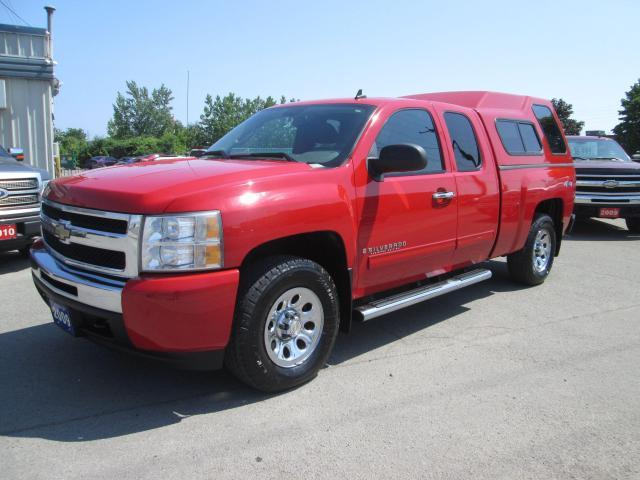 2009 Chevrolet Silverado 1500 LS
