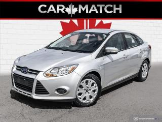 Used 2014 Ford Focus SE / AUTO / AC / 98,521 KM for sale in Cambridge, ON