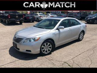 Used 2008 Toyota Camry LE HYBRID / AUTO / AC / 283149 KM for sale in Cambridge, ON