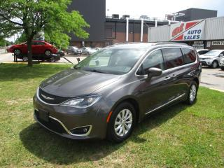 Used 2017 Chrysler Pacifica Touring-L ~ PWR DOORS ~ REAR CAM ~ 8 PASSENGER for sale in Toronto, ON