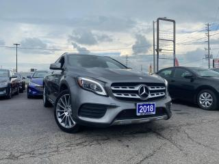 Used 2018 Mercedes-Benz GLA No Accidents|GLA 250 |4MATIC |AMG Pack| Certified for sale in Brampton, ON