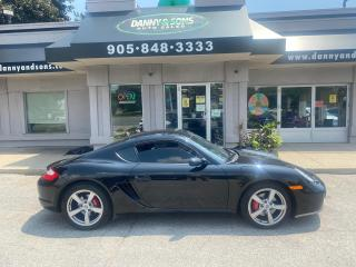 Used 2006 Porsche Cayman S for sale in Mississauga, ON