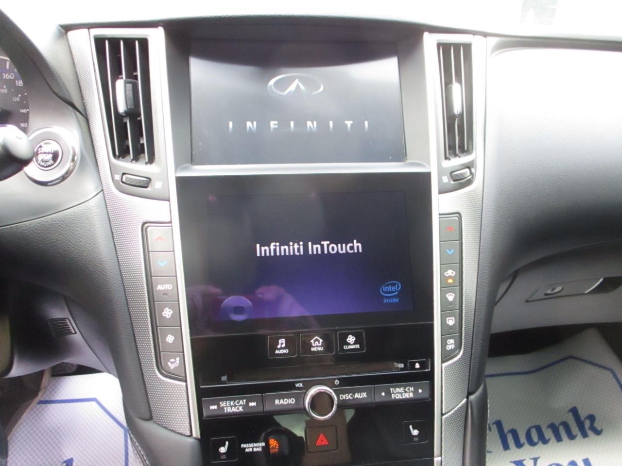 2014 Infiniti Q50