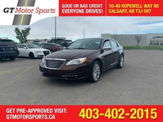 Used 2013 Chrysler 200 Limited for sale in Calgary, AB
