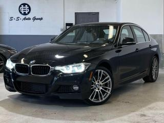 Used 2016 BMW 340 i xDrive M SPORT NAV BCK UP ONE OWNER NO ACCIDENT  for sale in Oakville, ON