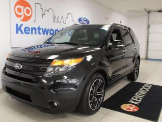 Used 2014 Ford Explorer Sport | 4WD | NAV | Moonroof | Adaptive Cruise for sale in Edmonton, AB