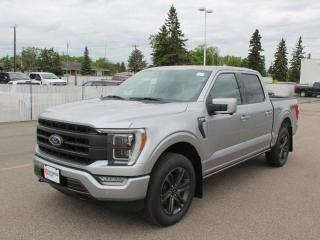 New 2021 Ford F-150 LARIAT | 502A | 360 | FX4 | Moonroof | Sport | Power Boards for sale in Edmonton, AB