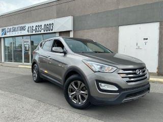 Used 2014 Hyundai Santa Fe Sport LUXURY-AWD-SUNROOF-LEATHER-CAMERA for sale in Toronto, ON