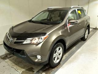 Used 2014 Toyota RAV4 XLE ONLY 61400KM AWD ONE OWNER for sale in Waterloo, ON