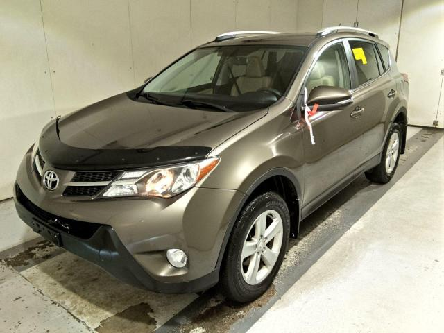 2014 Toyota RAV4 XLE ONLY 61400KM AWD ONE OWNER