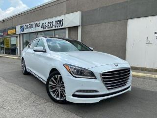 Used 2015 Hyundai Genesis TECHNOLOGY-LOADED for sale in Toronto, ON