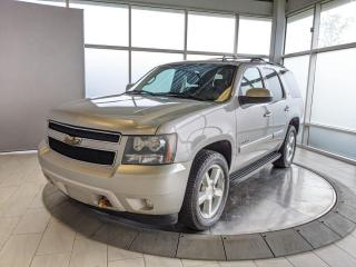 Used 2007 Chevrolet Tahoe LS | 3rd Row | Captain Chairs | No Accidents | Trailer Hitch for sale in Edmonton, AB