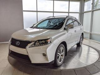 Used 2013 Lexus RX 450h HUD | Mark Levinson | Sunroof | H&C Seats | 1 Owner for sale in Edmonton, AB