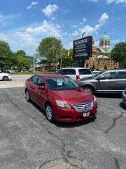 Used 2013 Nissan Sentra SV for sale in Windsor, ON