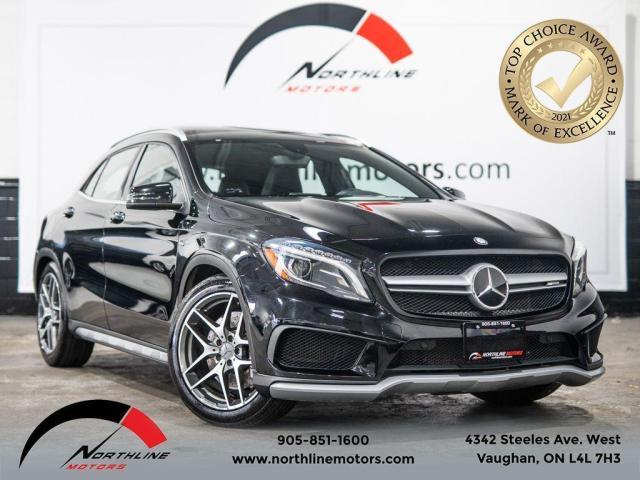 2015 Mercedes-Benz GLA GLA 45 AMG/4MATIC/Navigation/Backup Camera