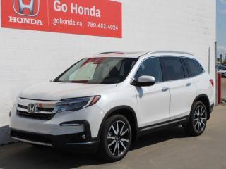 New 2021 Honda Pilot TOURING 8-PASSENGER for sale in Edmonton, AB