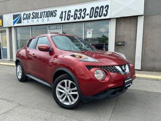 Used 2015 Nissan Juke SV- RARE 6SPEED MANUAL-CAMERA for sale in Toronto, ON