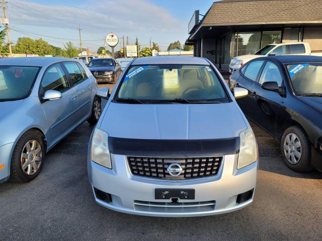 2009 Nissan Sentra FE+