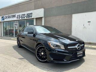 Used 2016 Mercedes-Benz CLA-Class CLA 250-SPORT-NAVI-CAMERA for sale in Toronto, ON