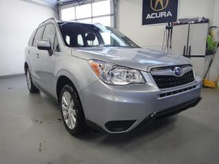 Used 2014 Subaru Forester AWD,REMOTE STARTER,NO ACCIDENT for sale in North York, ON