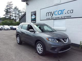 Used 2016 Nissan Rogue S BACKUP CAM, POWERGROUP, A/C!! for sale in Kingston, ON