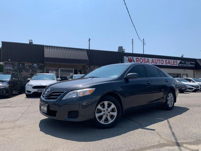 2011 Toyota Camry AUTO LOW KM EXTRA CLEAN V6 Auto LE SAFETY SAFETY