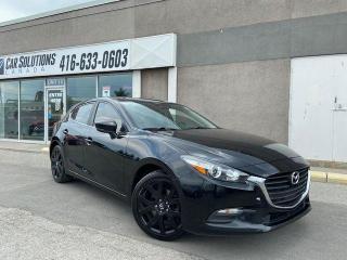 Used 2018 Mazda MAZDA3 GS-AUTO-NAVI-CAMERA for sale in Toronto, ON