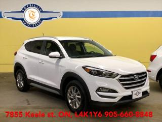 Used 2017 Hyundai Tucson Premium, Backup Cam, Blind Spot Monitoring for sale in Vaughan, ON